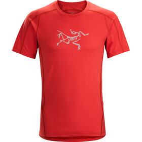 Arc'teryx M's Phasic Evolution Crew SS Shirt arcturus